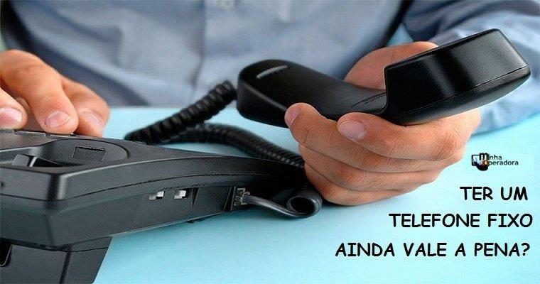 Planos de Telefone Fixo