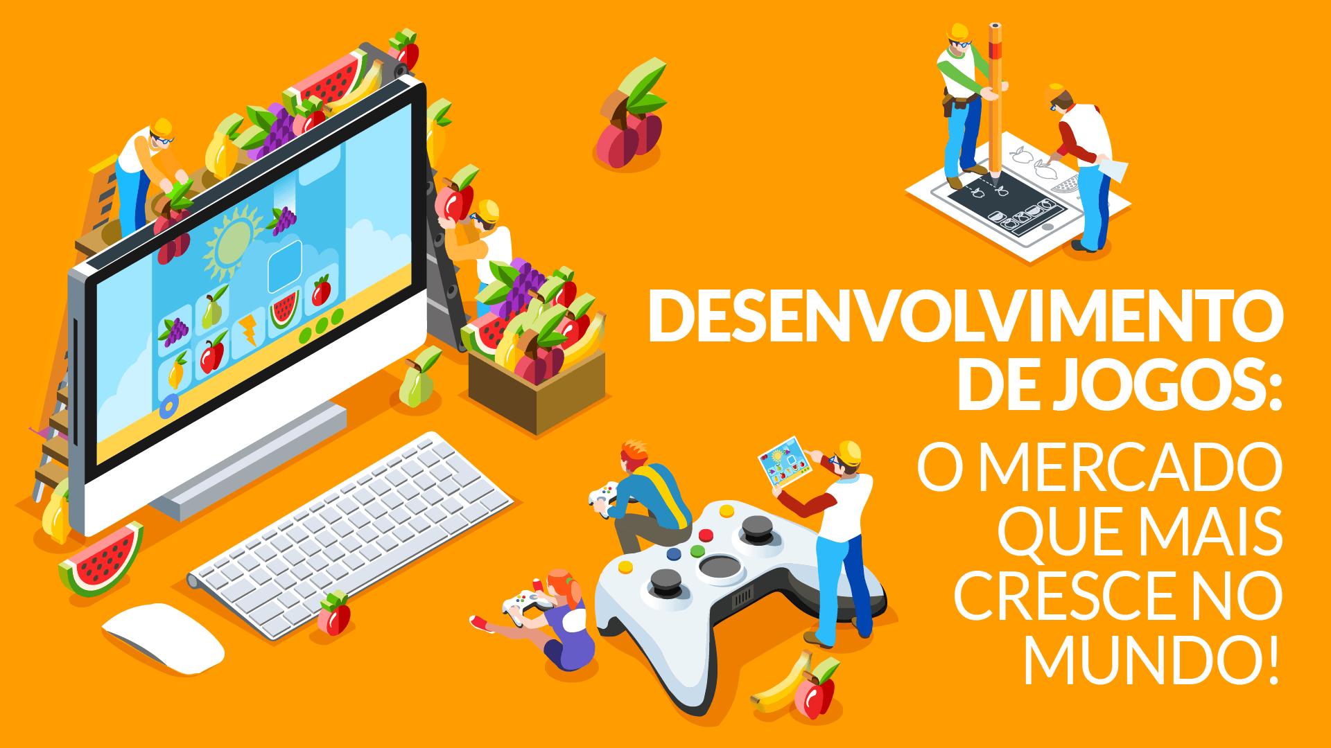 Desenvolvimento de Jogos [Como Aprender]