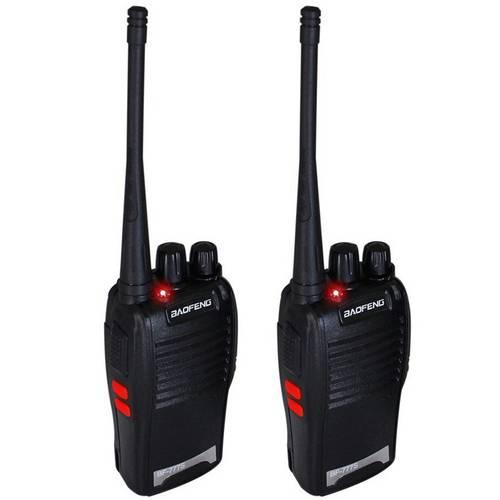 Como funciona um walkie-talkie?