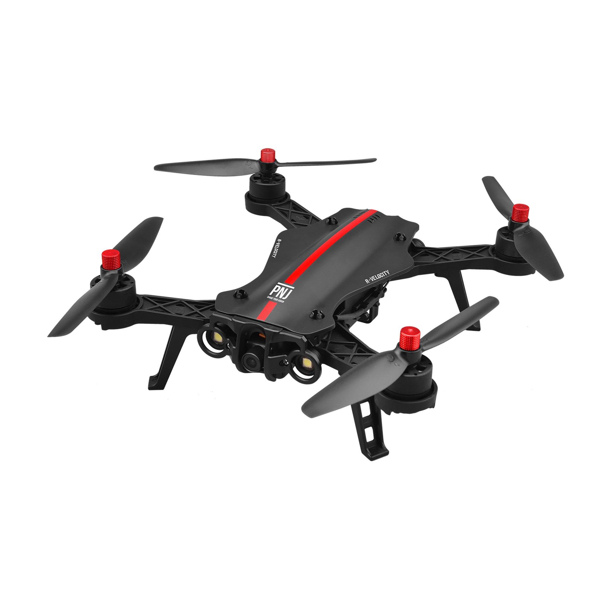 Padrões de utilização de Drones de passeios no Brasil?
