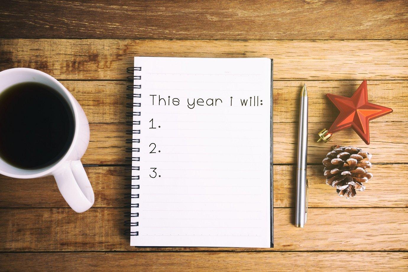 Resoluções e organização de ano novo: veja o sucesso